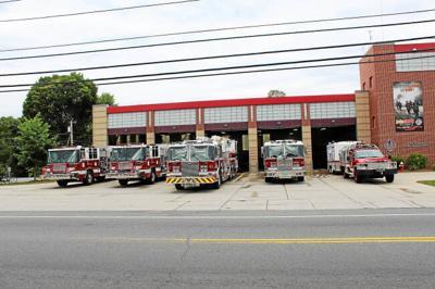 Great Barrington Fire Department main station