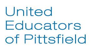 United Educators of Pittsfield logo