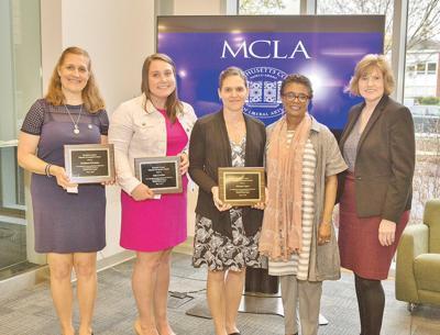 It's Teacher Appreciation Week: Three educators recognized at MCLA