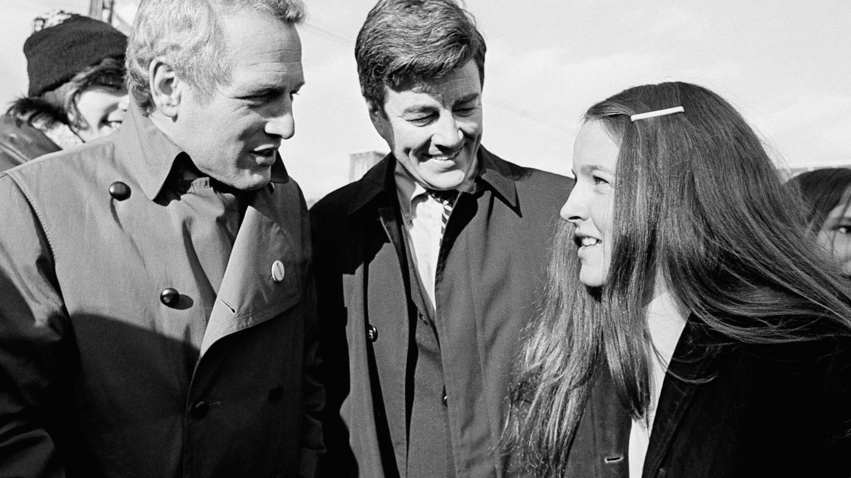 Paul Newman And McCloskey 1972
