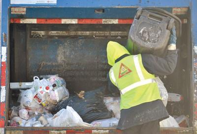 Trash collection company buys out Republic Services
