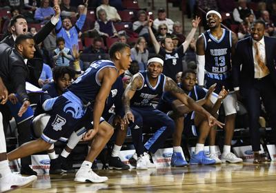 Rhode Island UMass Basketball