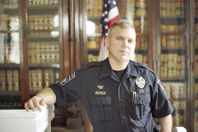 Retired Lee Police Chief Jeffrey Roosa dies after three-year battle with ALS