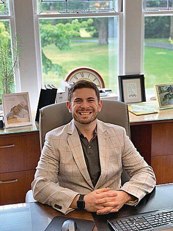 Marcotte earns professional designation