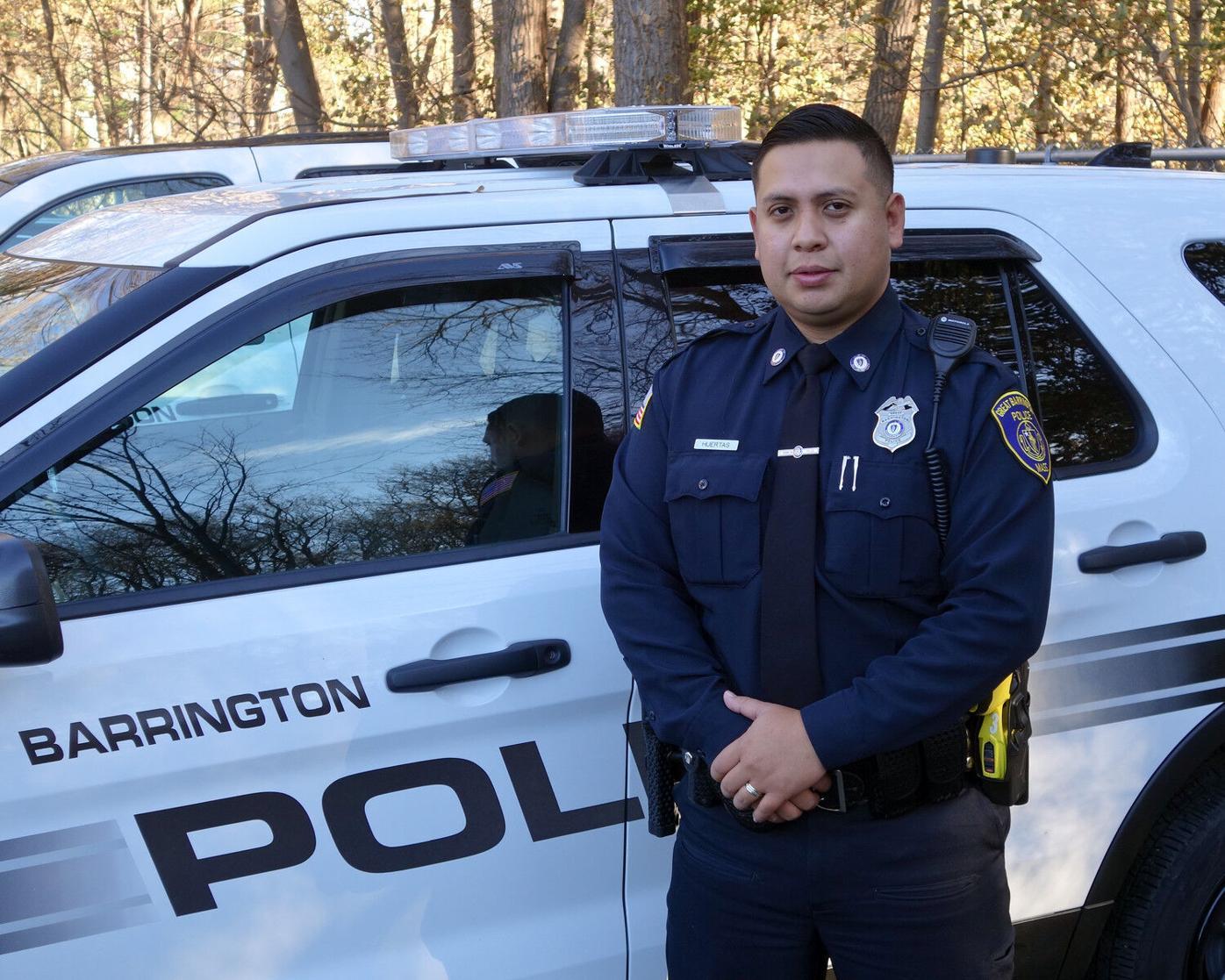 Great Barrington Police Officer Andres Huertas (copy)