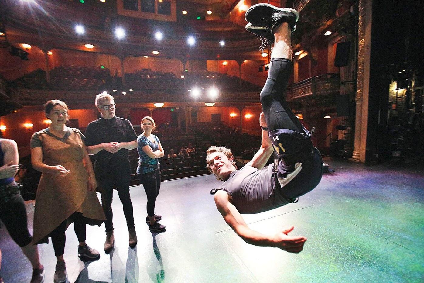 Stage flight: Berkshire Theatre Group's 'Tarzan' brings high-flying community theater to The Colonial