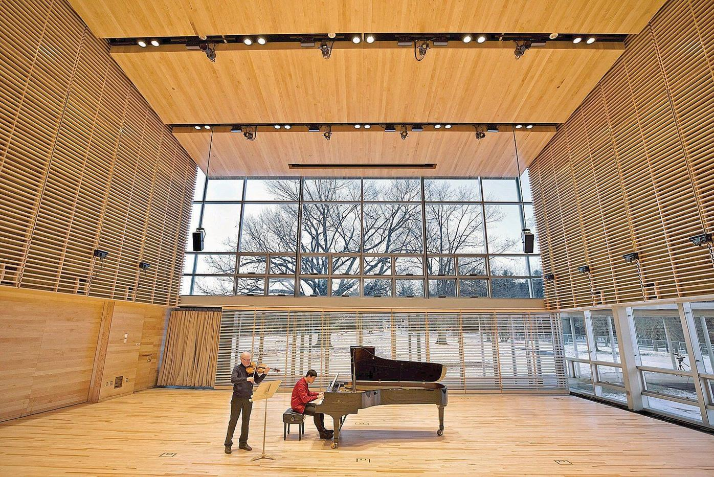 Tanglewood's new off-season: Luring patrons off the couch