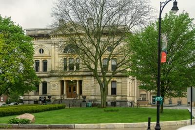 Berkshire County Courthouse, Pittsfield