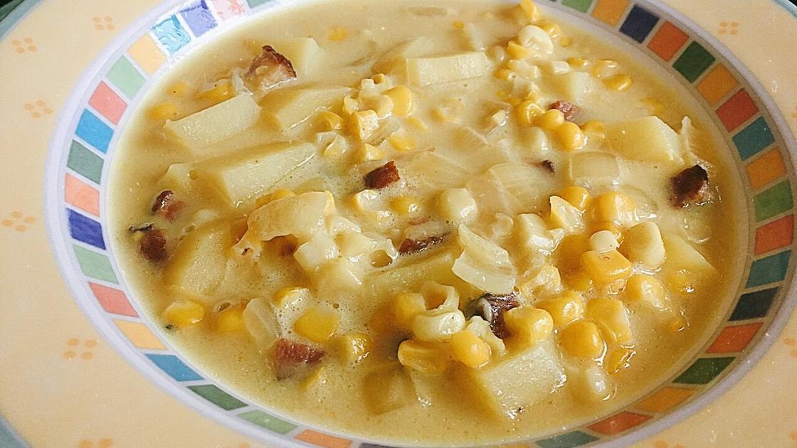 Elizabeth Baer: Enjoy a taste of summer in the winter with hearty corn chowder