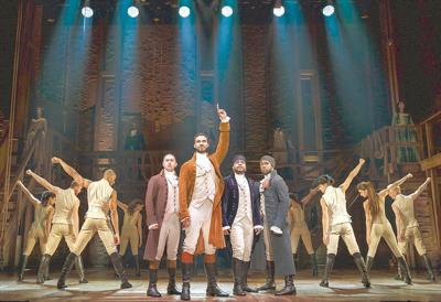 Hamilton rival, Aaron Burr, shares spotlight in hit musical, coming to Proctors