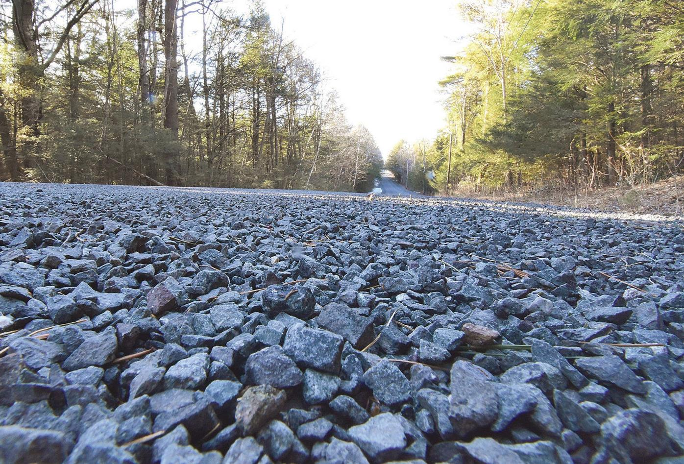 Sandisfield road still a mess more than 2 years after pipeline build
