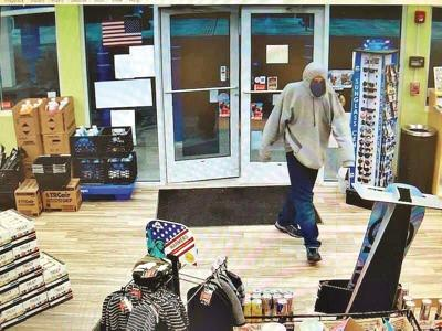No bail for North Adams man suspected in knifepoint robbery of Adams gas station
