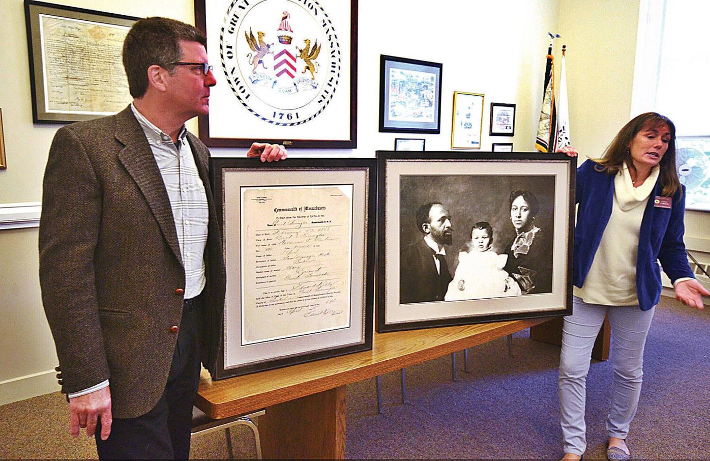W.E.B. Du Bois' legacy finds a home in Great Barrington's Town Hall