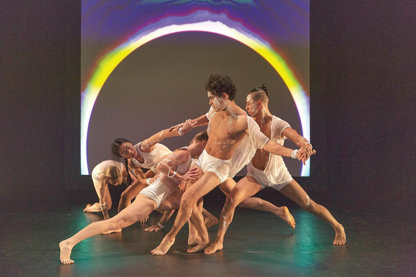 At Jacob's Pillow, Red Sky Performance traces our origins in the stars