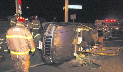 Lanesborough man injured in three-car crash in Lenox