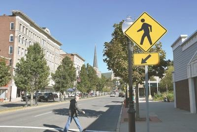 North Adams gearing up, taking steps to draw cyclists, pedestrians downtown