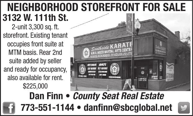 County Seat Real Estate