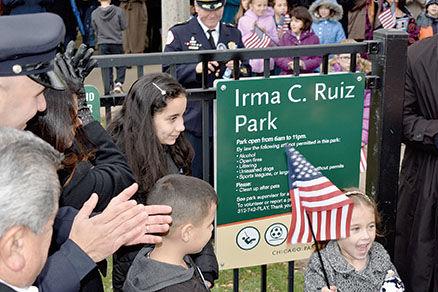 Irma C. Ruiz Park
