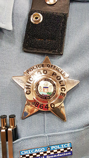 Badge number stays in the family | Community News