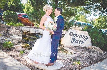 County Fair-Dan and Colleen Villasenor