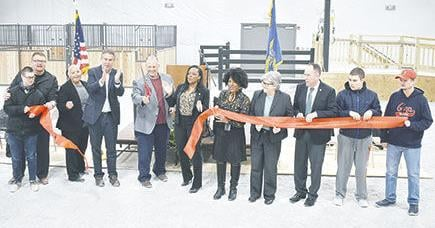 CHSAS therapeutic riding arena opens