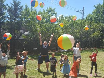BAC summer camp