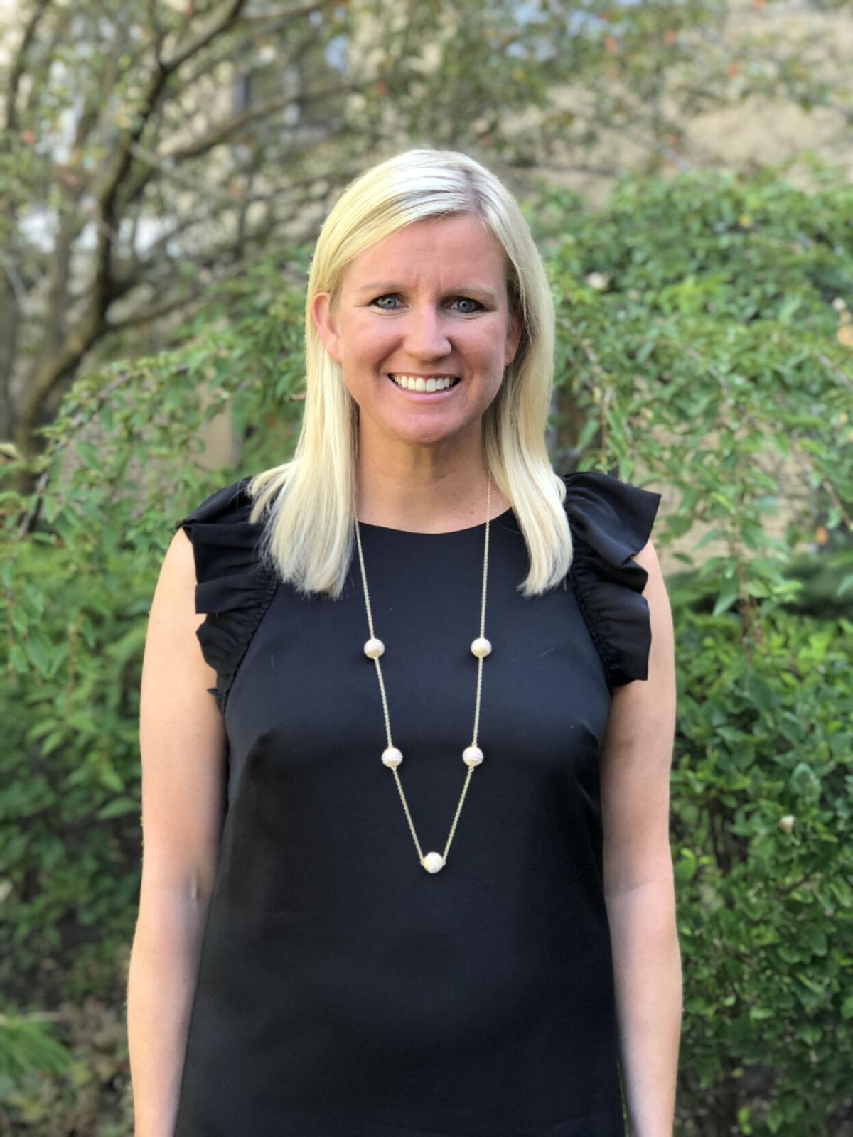 mcauley new staff Meg Gardner