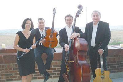 Gypsy Jazz Castle Concert