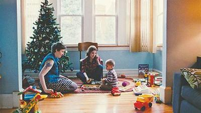 bac film-Happy Christmas
