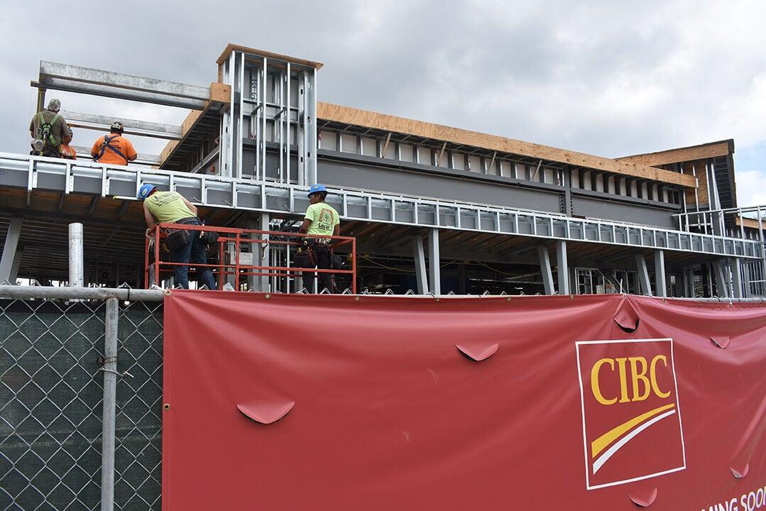 CIBC construction