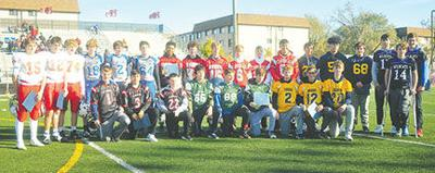 Southside Catholic All Conference football