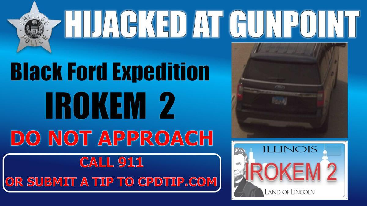 carjackings-Ford Expedition
