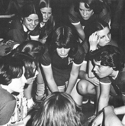 mcauley hall of fame-1977 volleyball