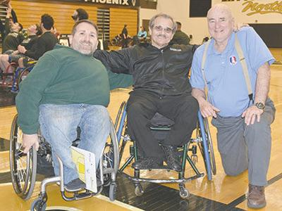 Dan Ferreira, Larry Labiak and Bob Szyman