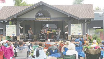 Frankfort Bluegrass on the Green