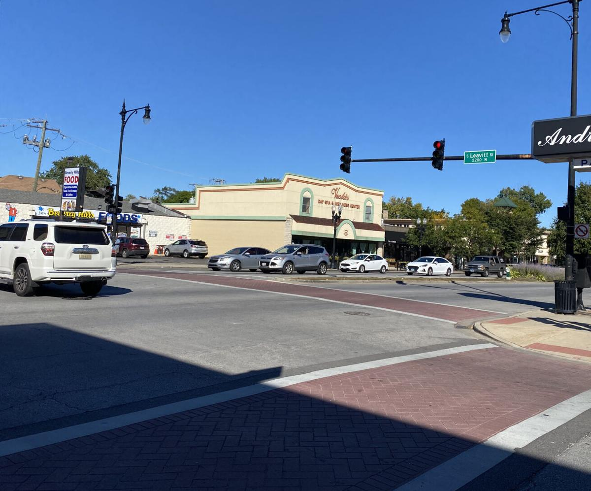 crossing guard problems-95th and Leavitt