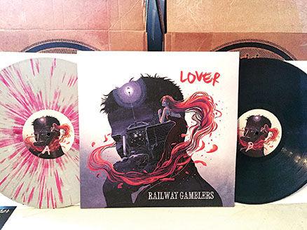 """Railway Gamblers """"Lover"""""""
