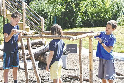 Dan Ryan Woods nature play area