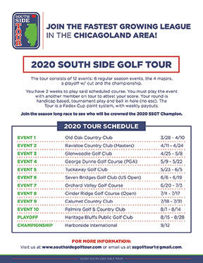 South Side Golf Tour