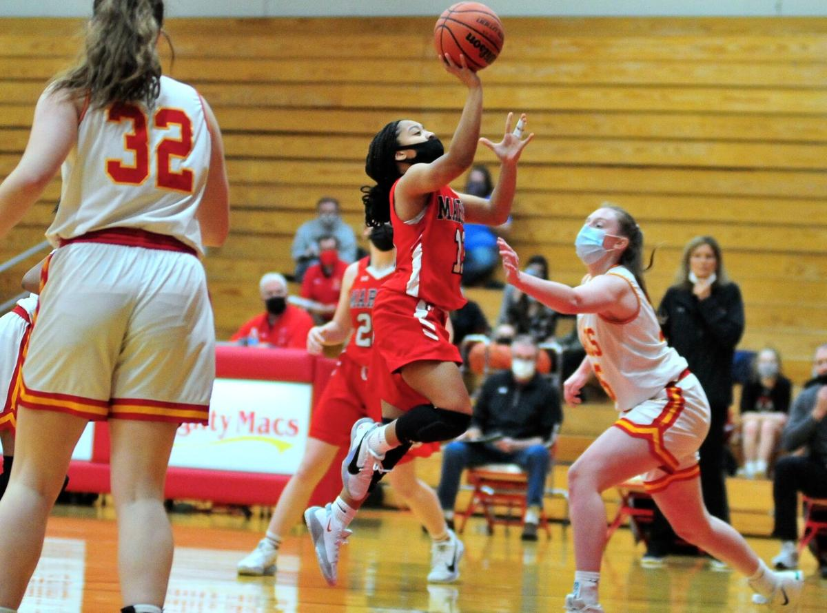 Marist junior guard Kira Chivers