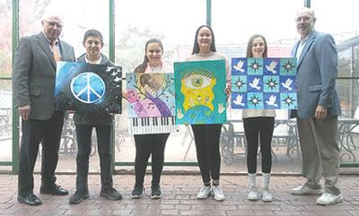 Peace Posters Lions Club