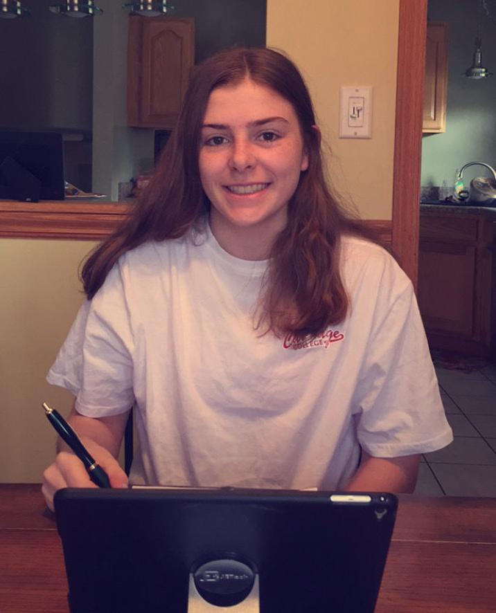McAuley Signing Day-Bridget Barrett