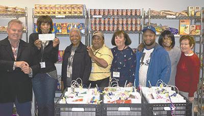 Big Night pantry donation