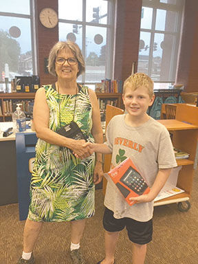 beverly library kindle winner-Joseph Herber