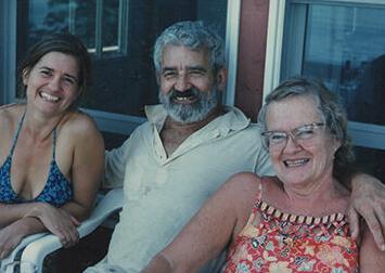 Sara, Richard and Paula Bukacek