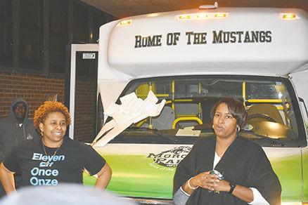 MPHS bus donation-femi Skanes