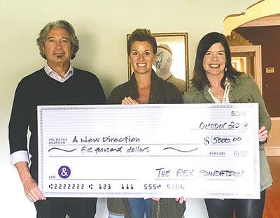 AND Rex Foundation donation