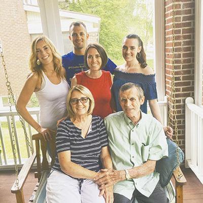 Martin McGarry family