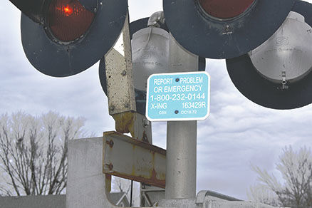 OShea railroad hearing
