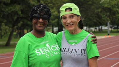 Chicago Park District senior games